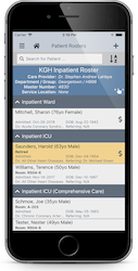 CabMD Mobile Application